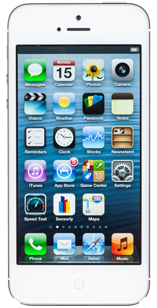 Iphone 5c Png Transparent Background